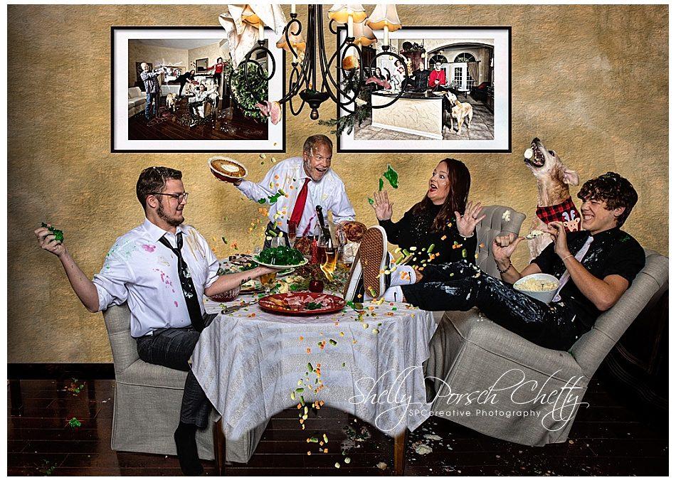 The Craziest Card of the Season and How We Pulled it Off – Katy Houston Photographer